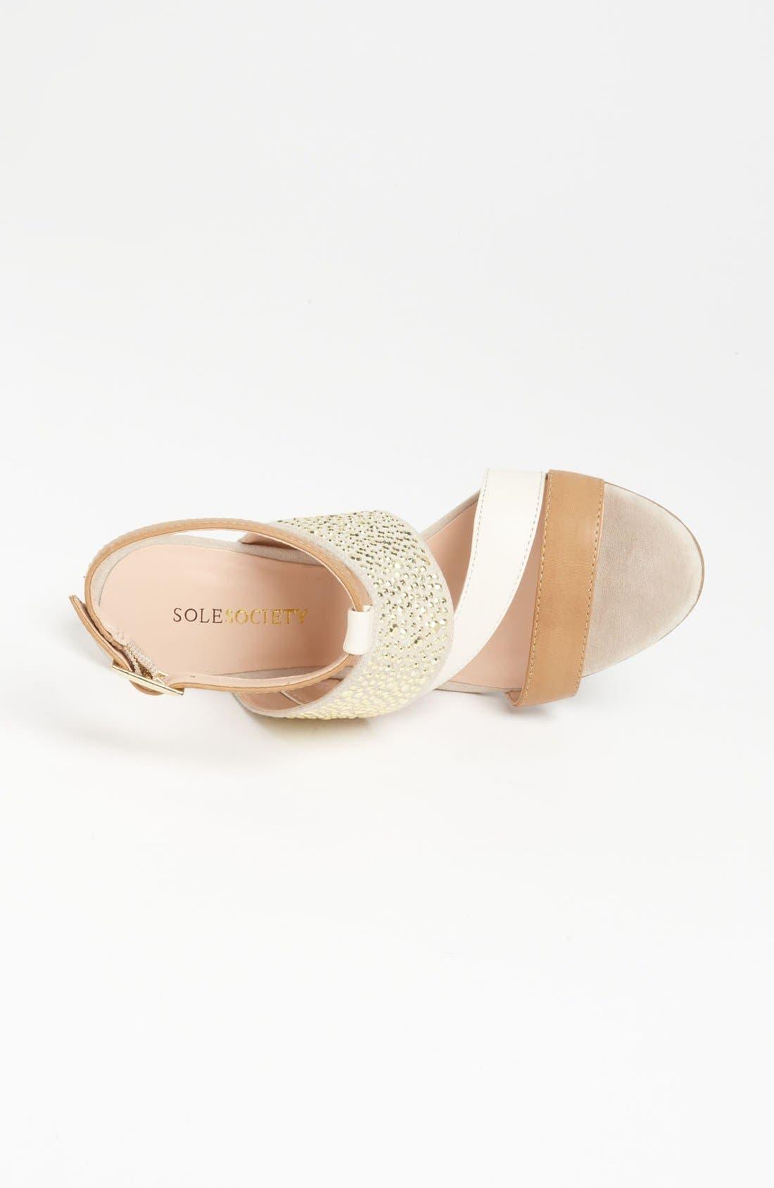 Alternate Image 3  - Sole Society 'Savannah' Sandal