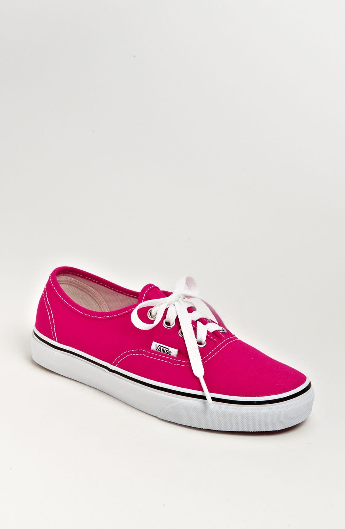 Alternate Image 1 Selected - Vans 'Authentic' Sneaker (Women)