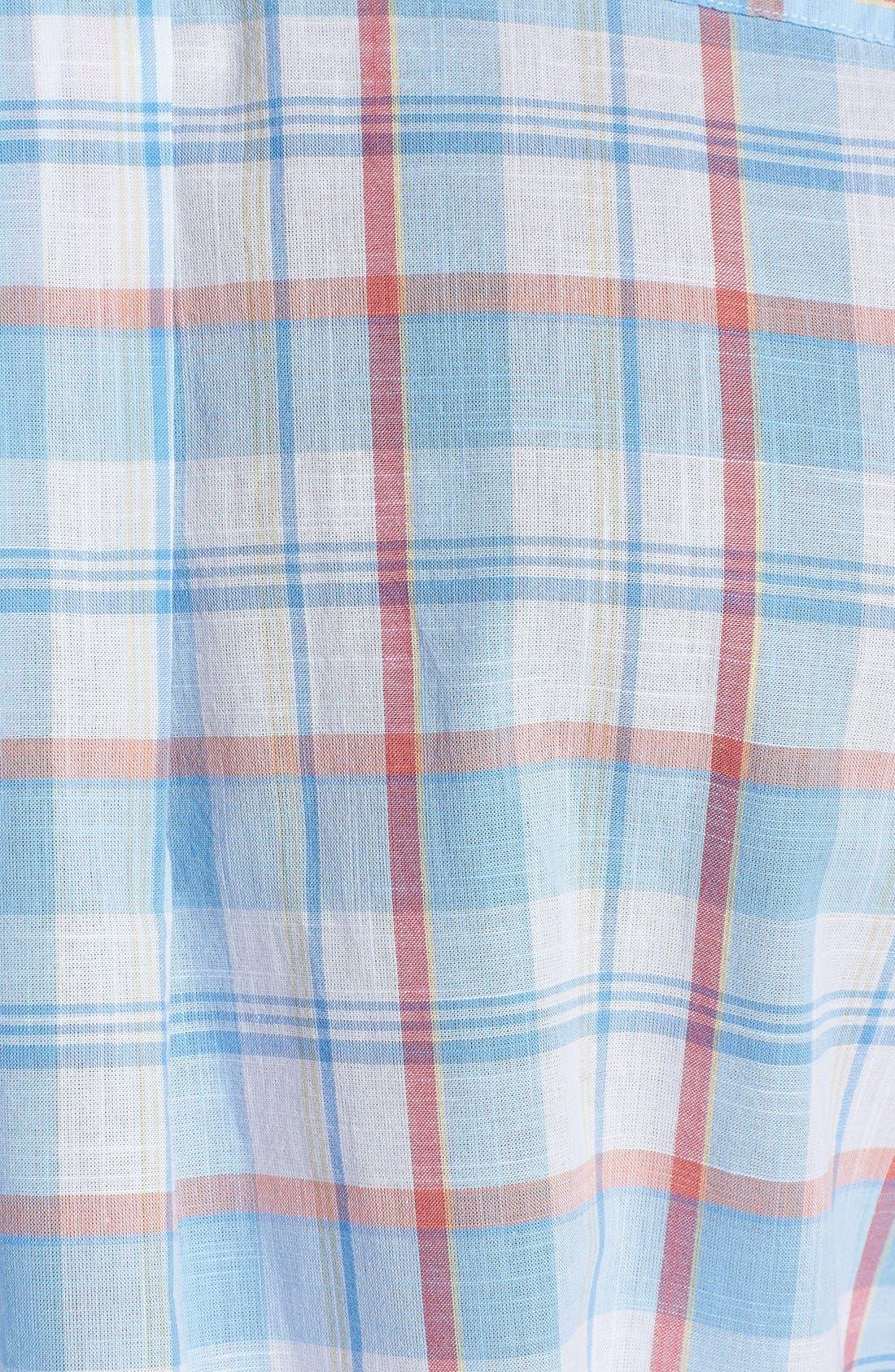 Alternate Image 3  - Vineyard Vines 'Murray' Short Sleeve Sport Shirt
