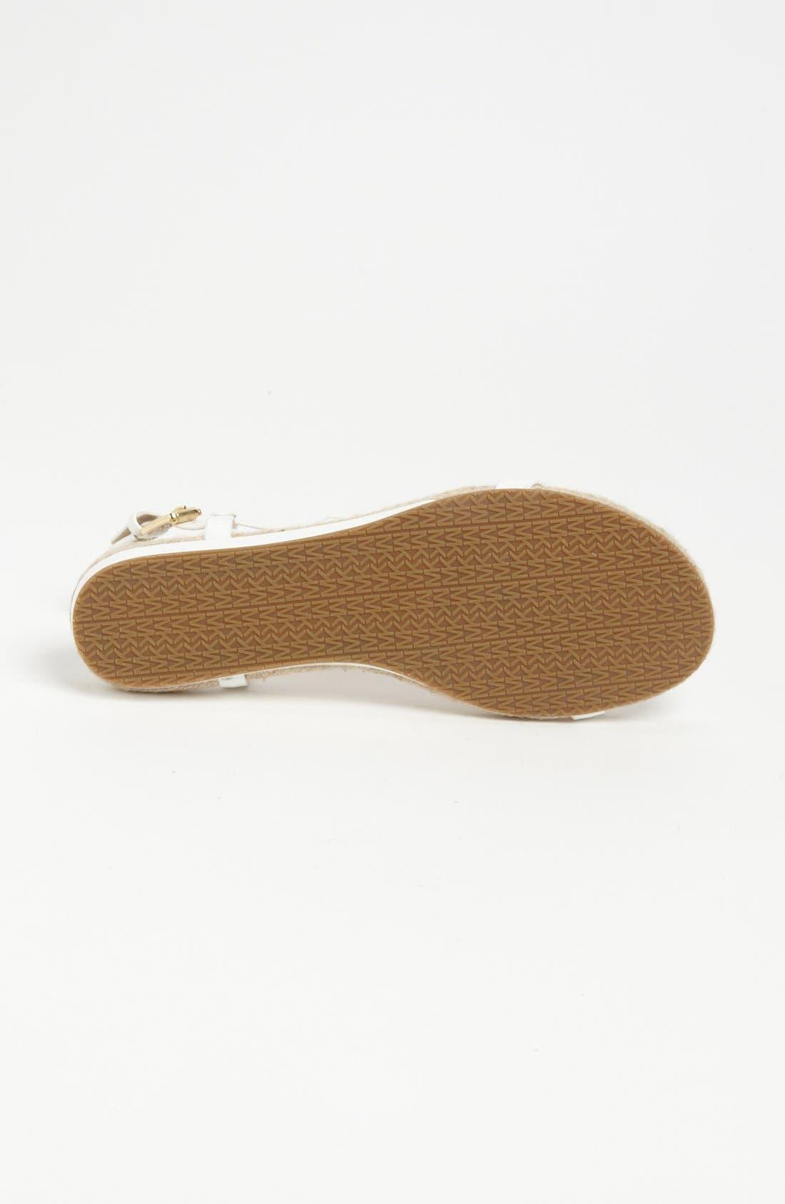 Alternate Image 4  - MICHAEL Michael Kors 'Hope' Sandal