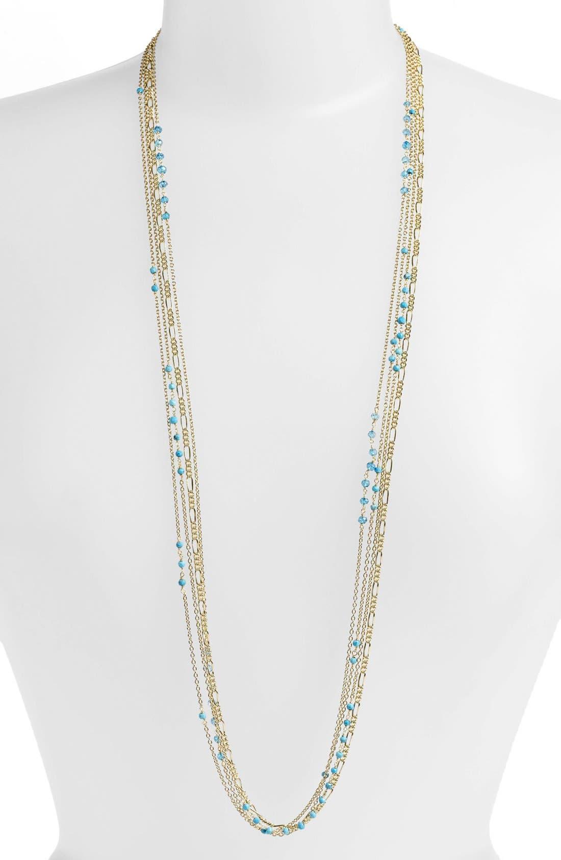 Alternate Image 1 Selected - NuNu Designs Multistrand Necklace