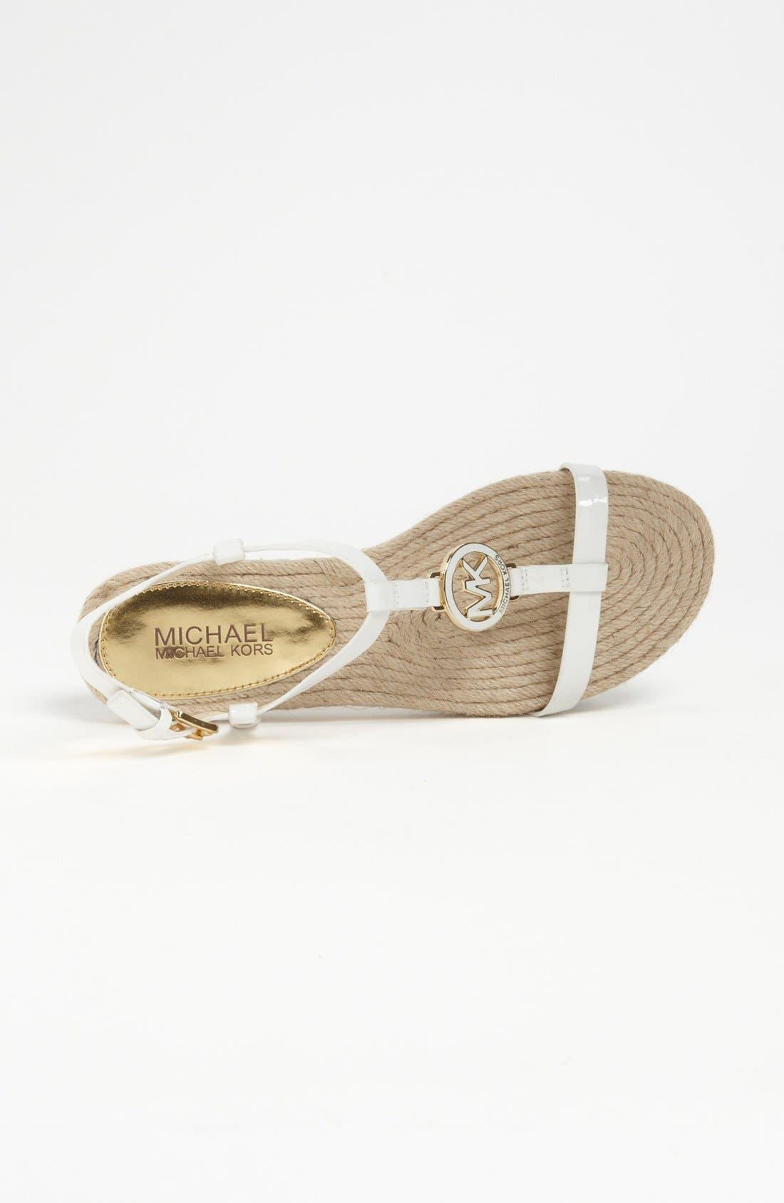 Alternate Image 3  - MICHAEL Michael Kors 'Hope' Sandal
