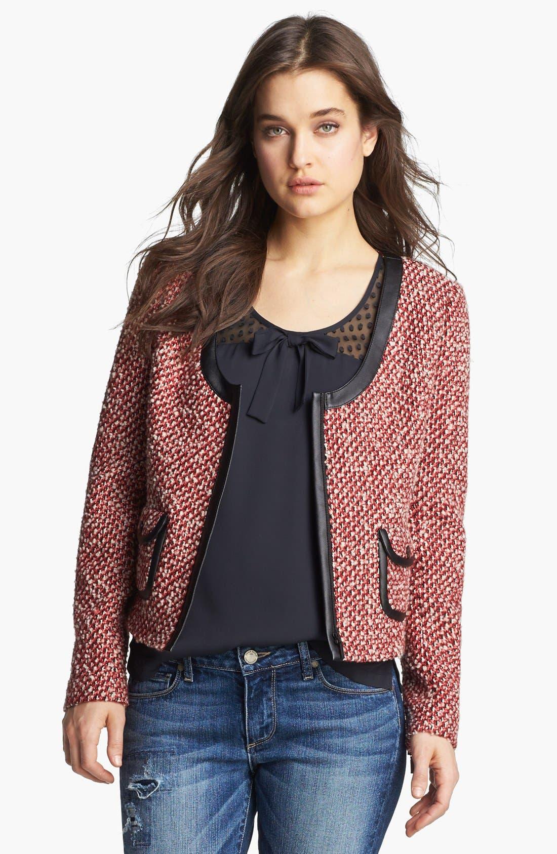 Alternate Image 1 Selected - Hinge® Tweed Jacket