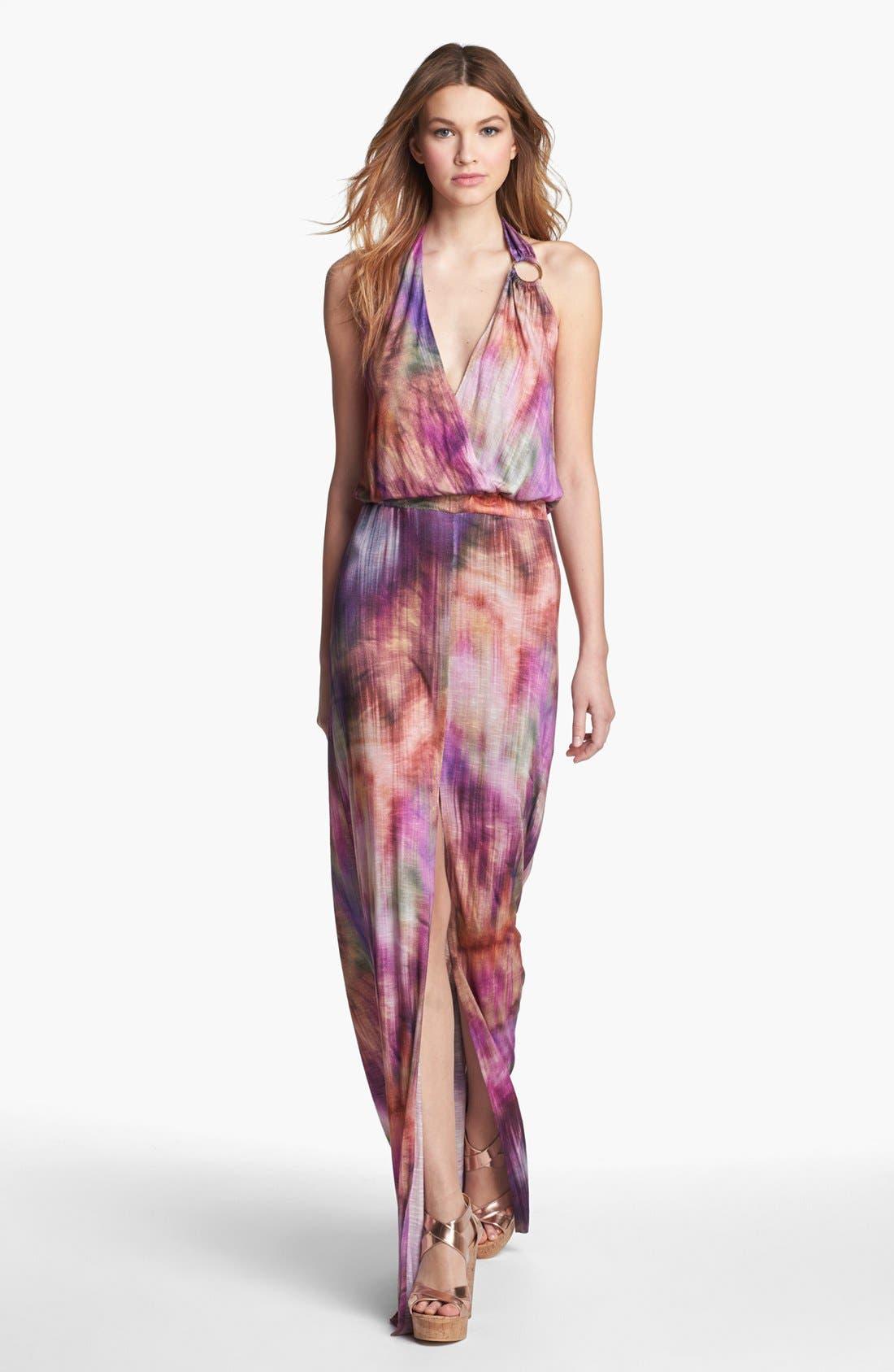 Alternate Image 1 Selected - Young, Fabulous & Broke 'Garnet' Maxi Dress