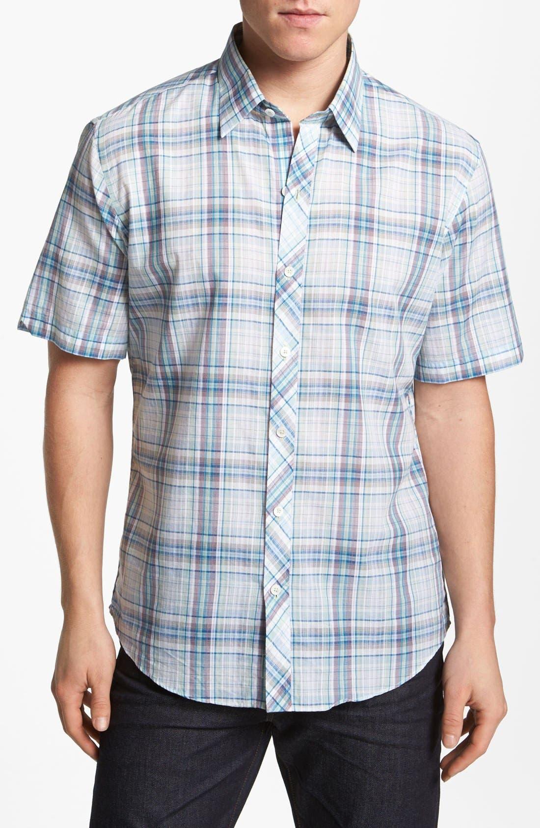 Alternate Image 1 Selected - Zachary Prell 'Soffer' Short Sleeve Sport Shirt