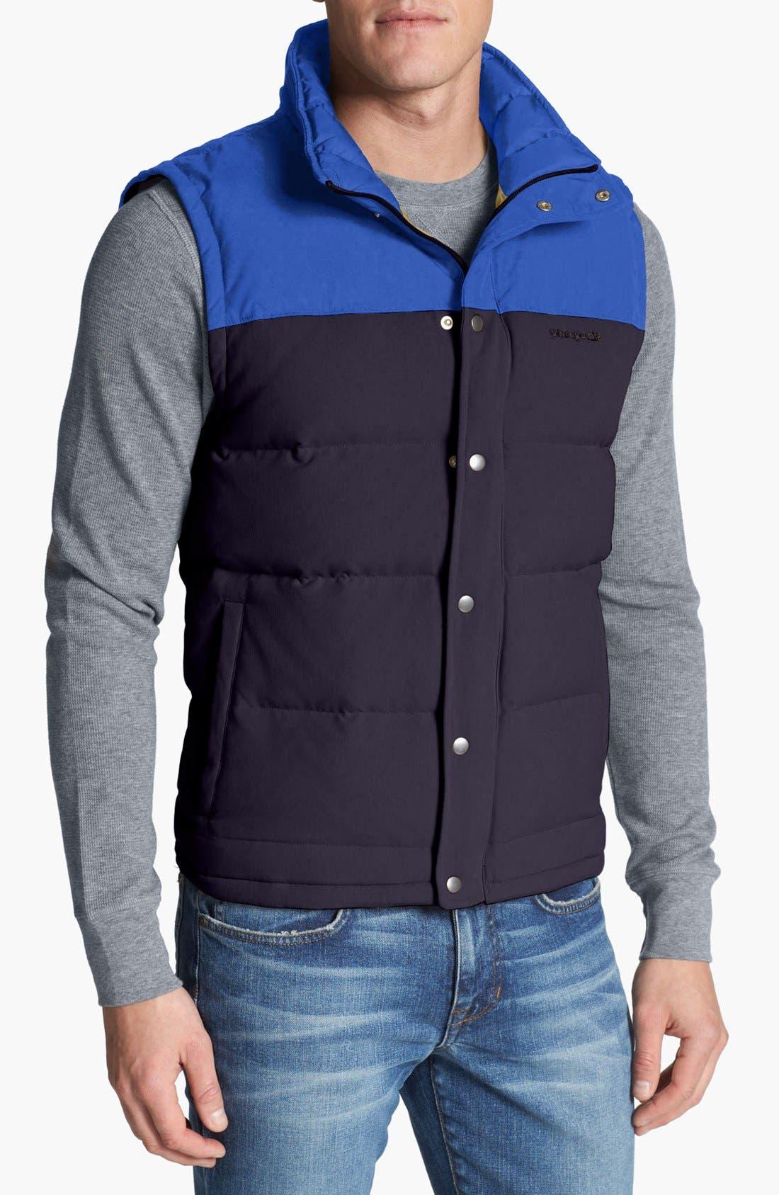 Alternate Image 1 Selected - Patagonia 'Bivy' Down Vest