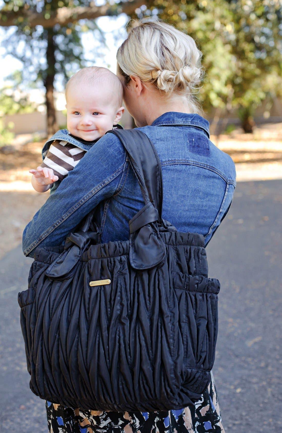 Alternate Image 2  - Timi & Leslie 'Marie Antoinette' Diaper Bag