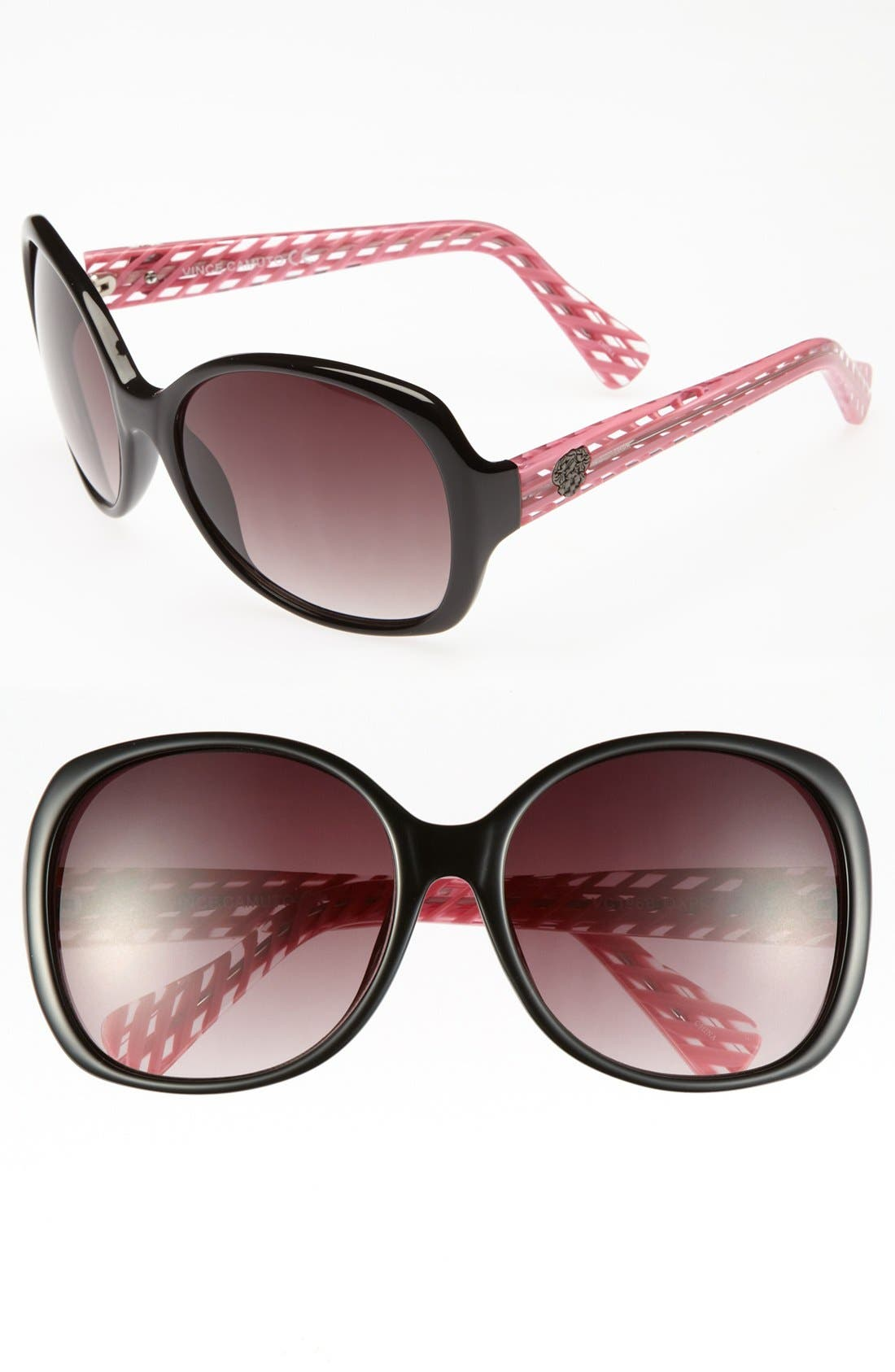 Alternate Image 1 Selected - Vince Camuto 61mm Oversized Sunglasses