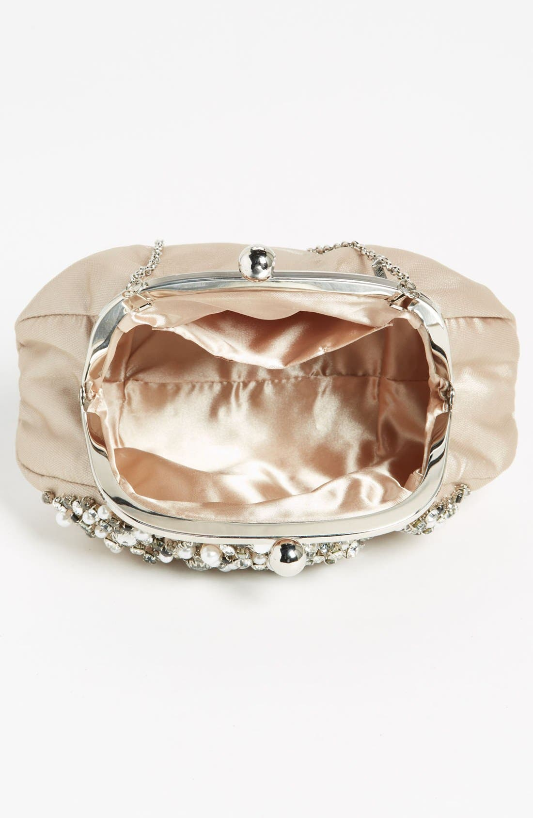 Alternate Image 3  - Menbur 'Vintage Bride' Clutch