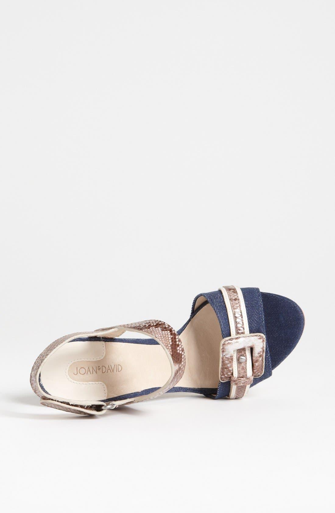 Alternate Image 3  - Joan & David 'Pulis' Sandal