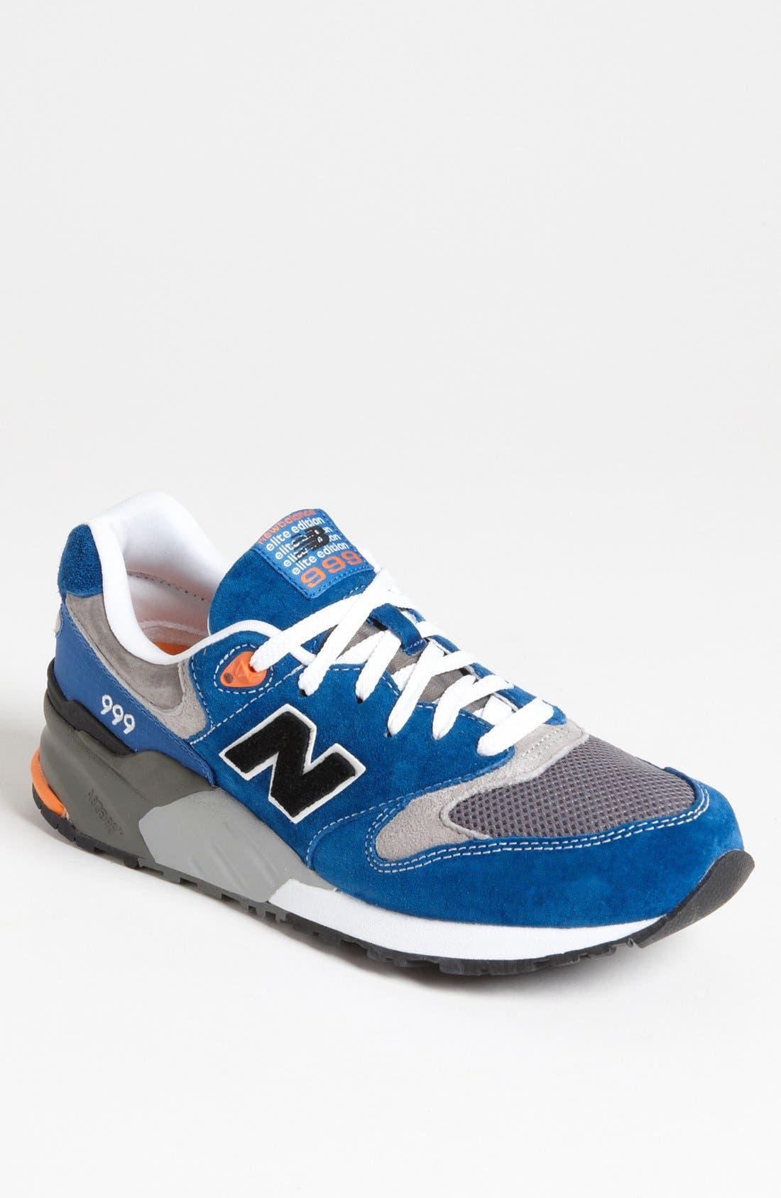 Main Image - New Balance '999 Bringback' Sneaker (Men) (Online Only)