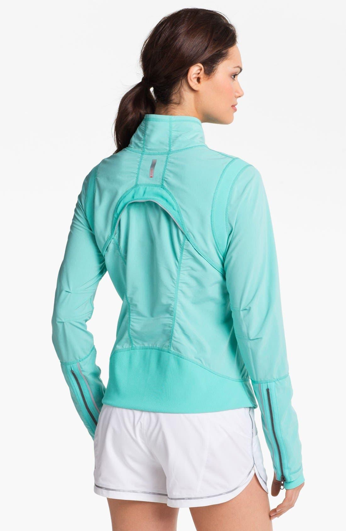 Alternate Image 2  - Zella 'Natalie' Running Jacket