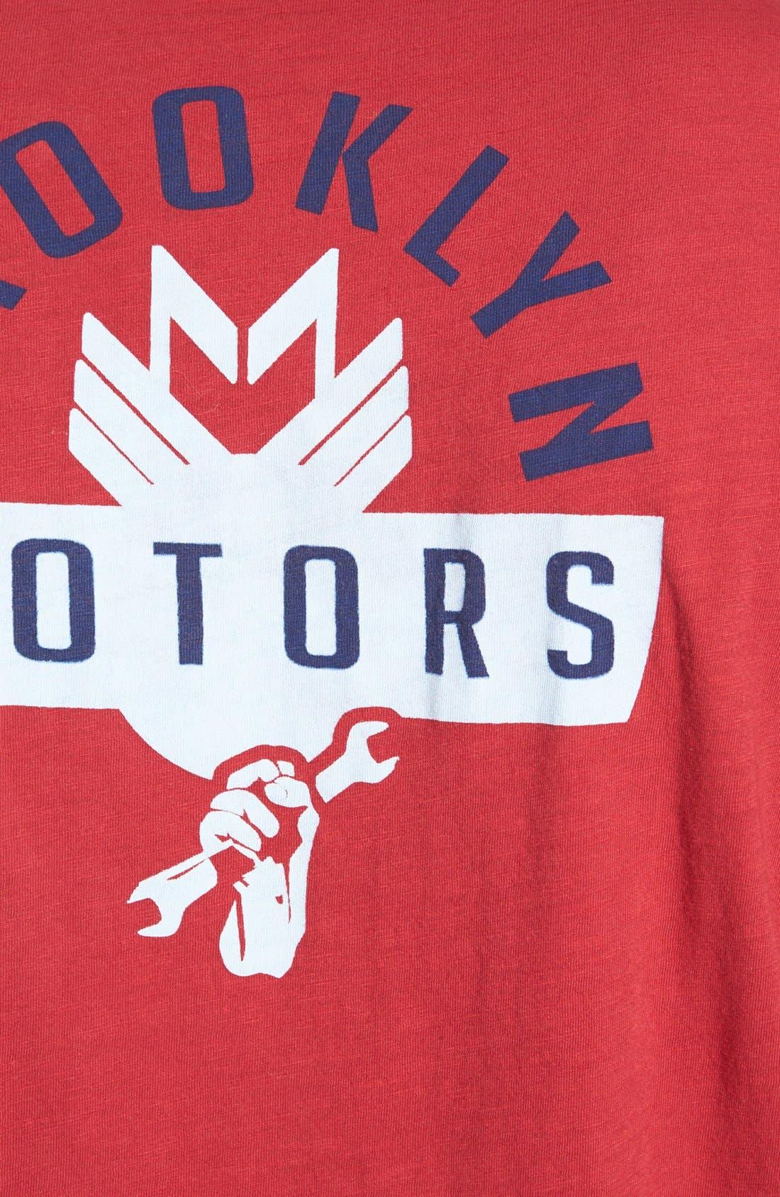 Alternate Image 3  - Brooklyn Motors 'Sunset Park' T-Shirt