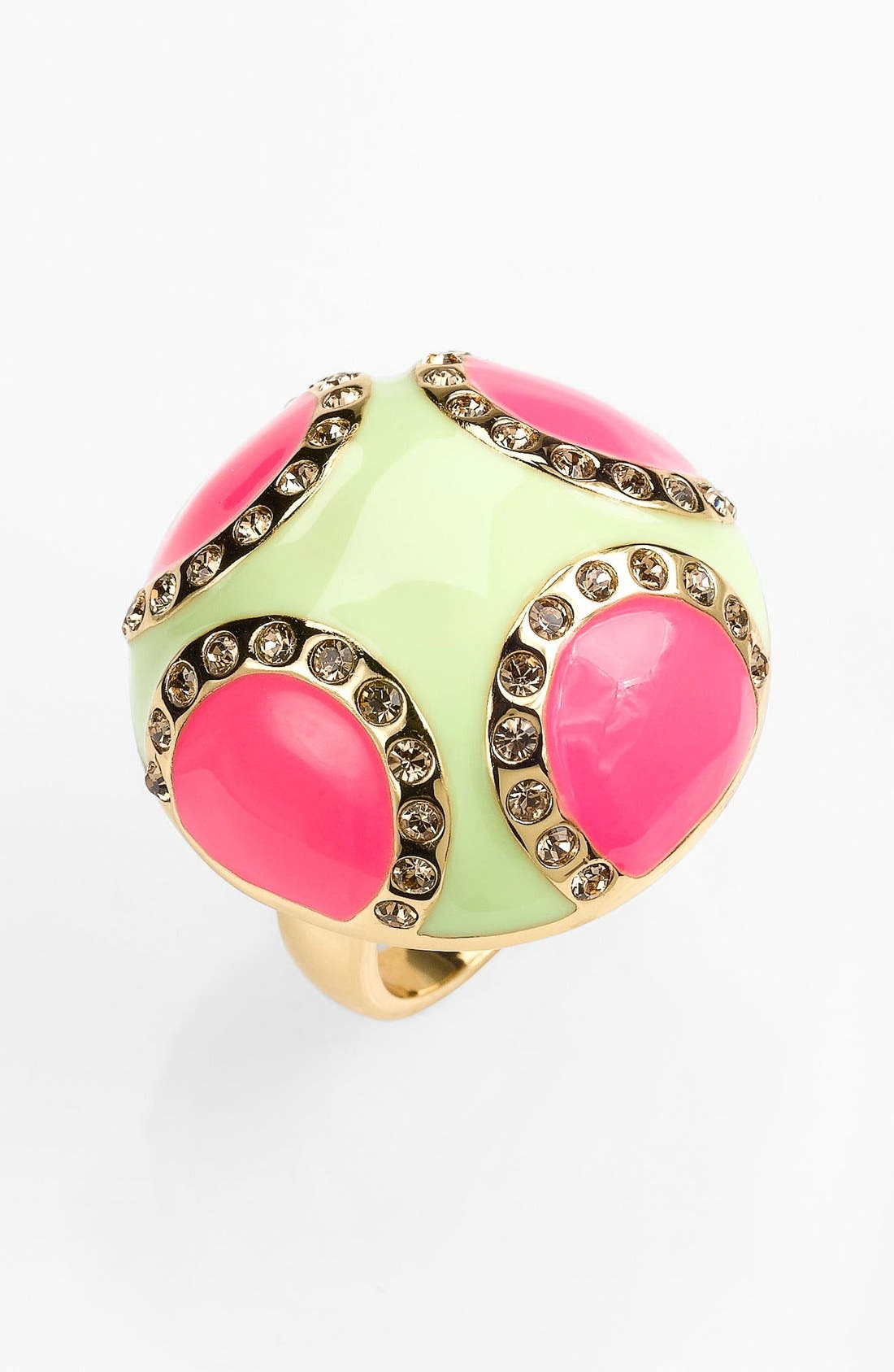 Main Image - kate spade new york 'piñata park' dome statement ring