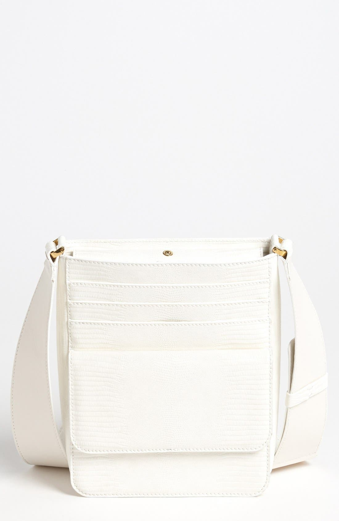 Alternate Image 1 Selected - Stella McCartney 'Tejus' Faux Leather Crossbody Bag, Small