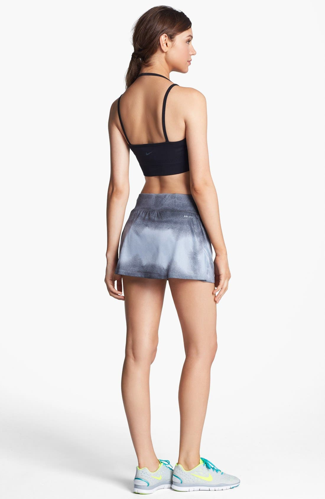 Alternate Image 4  - Nike 'Gym' Seamless Bra