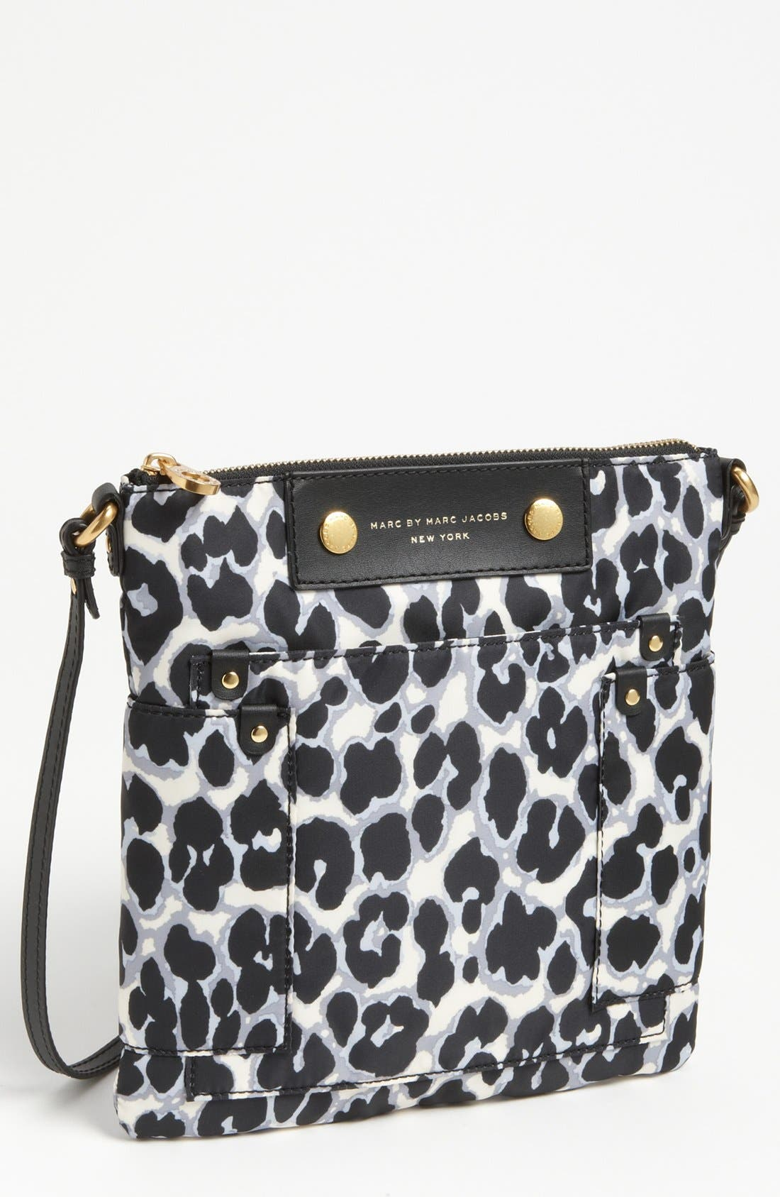 Alternate Image 1 Selected - MARC BY MARC JACOBS 'Preppy Nylon - Sia' Crossbody Bag, Small