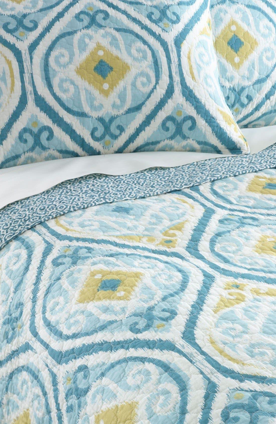 Alternate Image 1 Selected - Levtex 'Bodrum' Quilt (Nordstrom Exclusive)