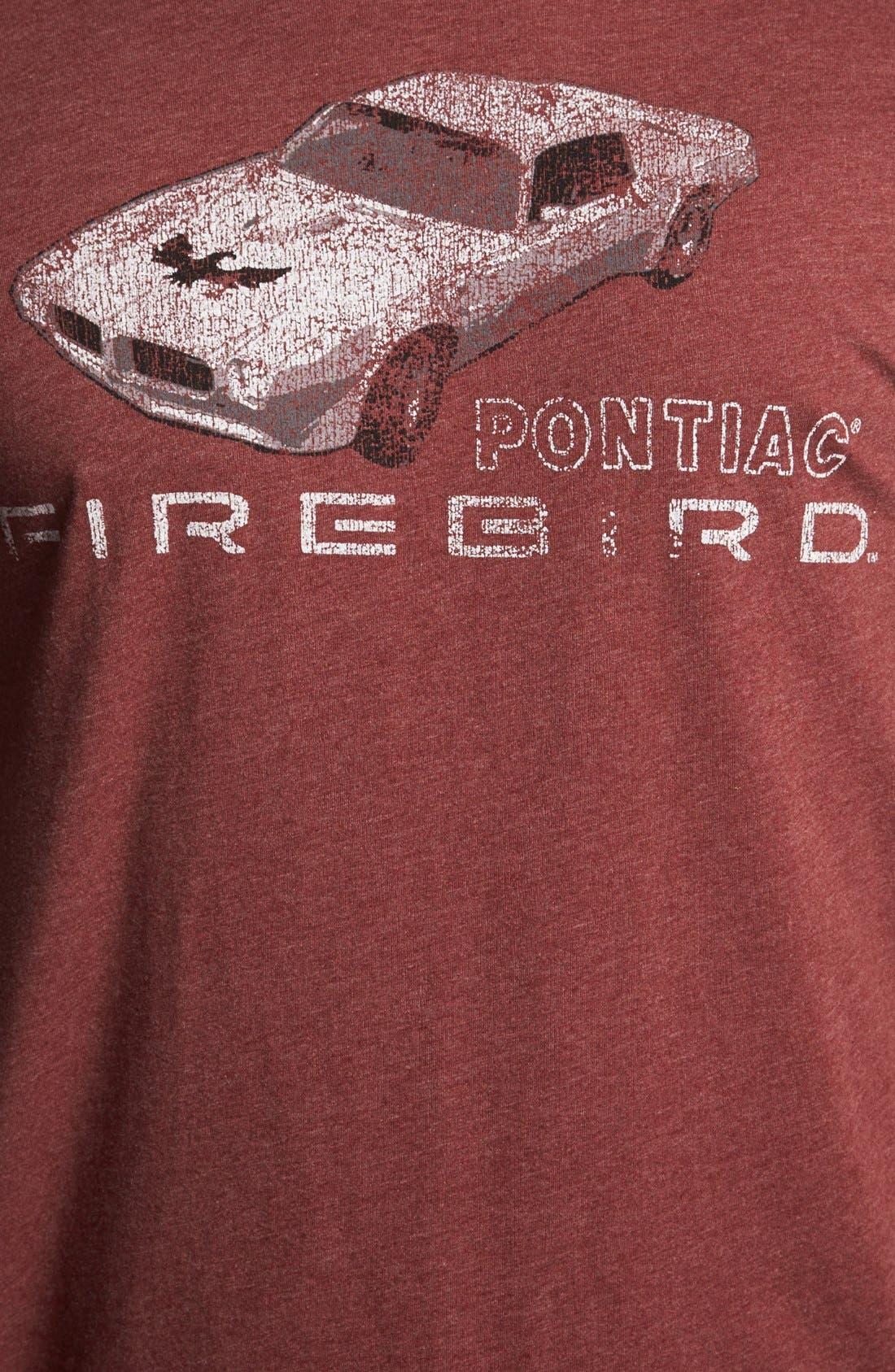 Alternate Image 3  - Retro Brand 'Firebird' T-Shirt