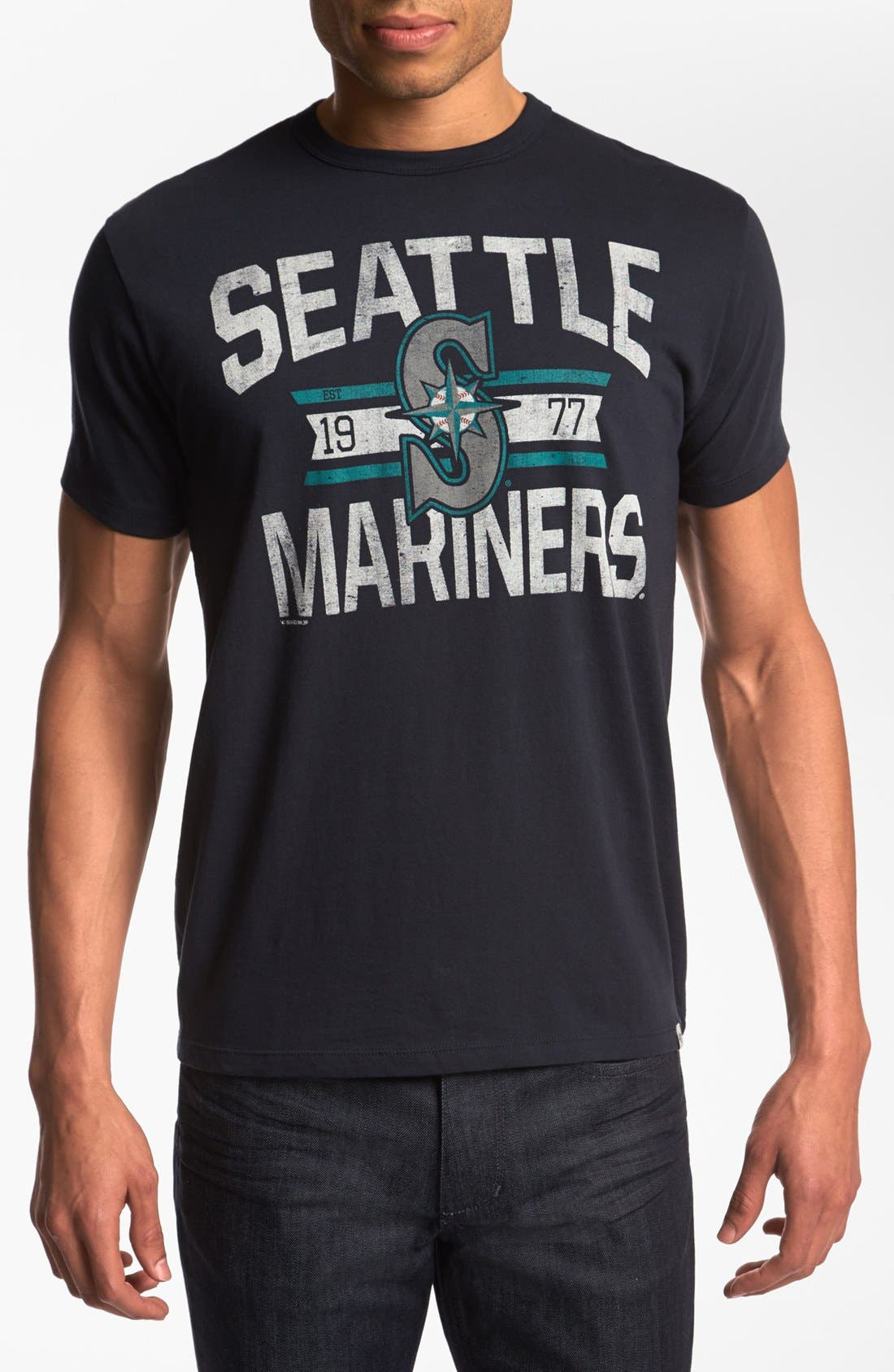 Alternate Image 1 Selected - 47 Brand 'Seattle Mariners - Flanker' T-Shirt