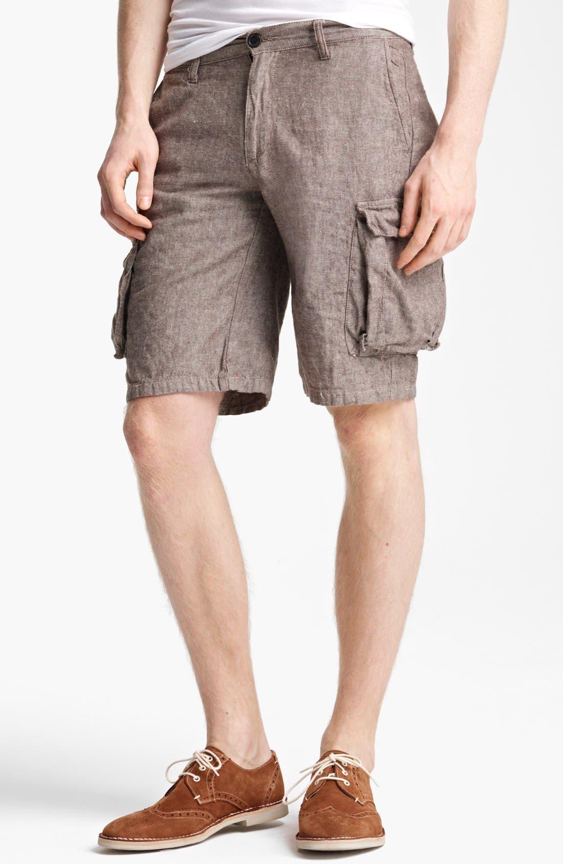 Alternate Image 1 Selected - Billy Reid Cargo Shorts