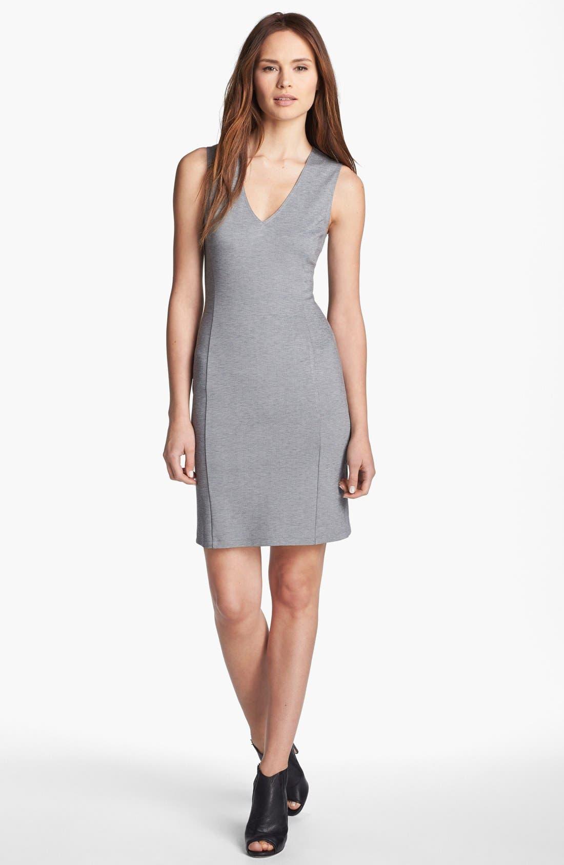 Main Image - Theory 'Adoxa' Stretch Sheath Dress