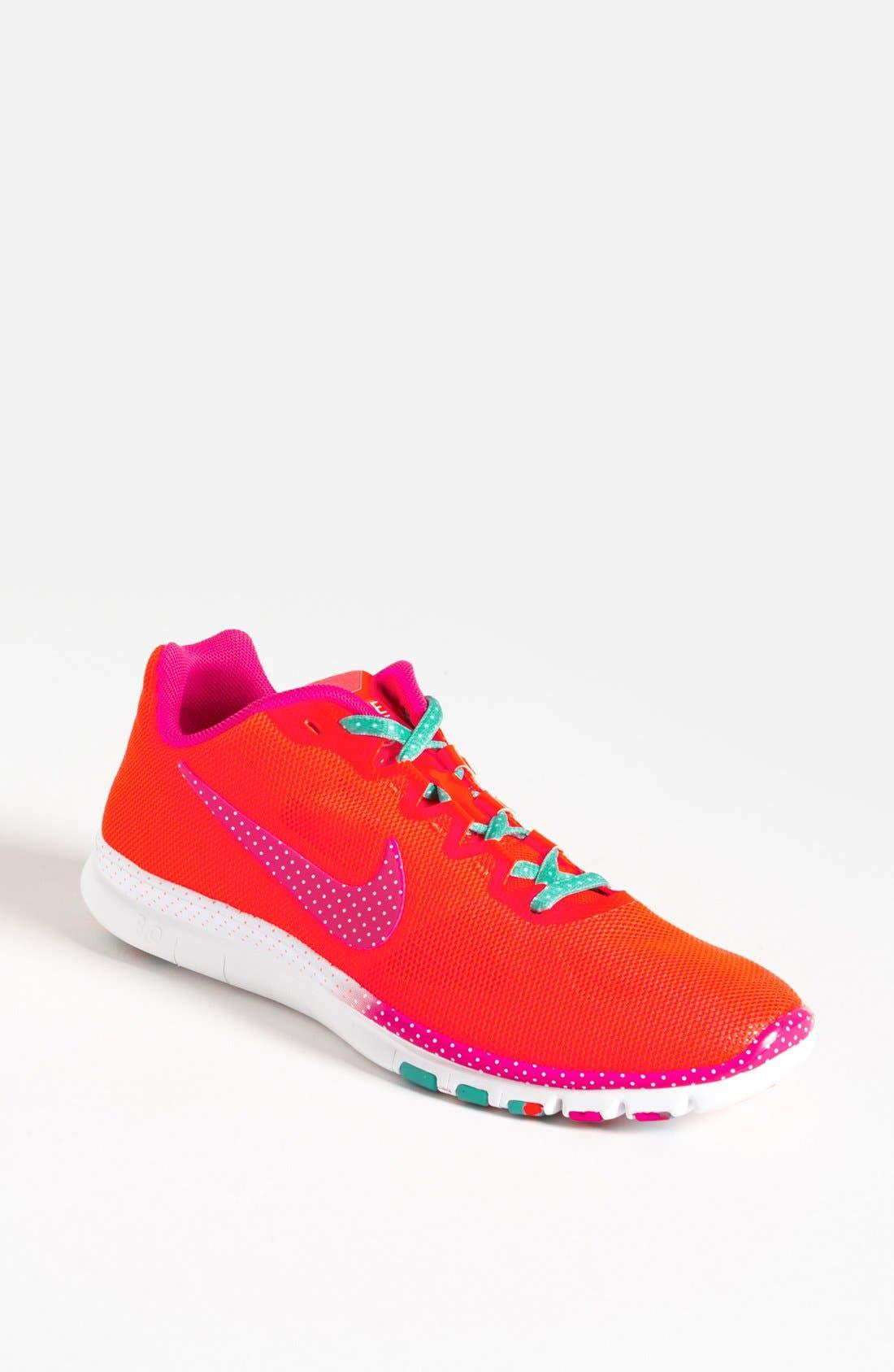Alternate Image 1 Selected - Nike 'Free Advantage 3.0' Training Shoe (Women)