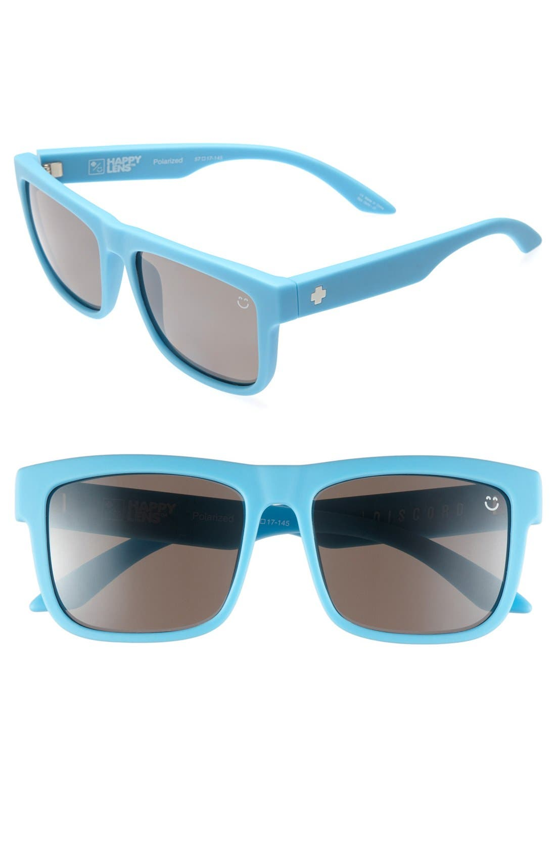 Alternate Image 1 Selected - SPY Optic 'Discord' 57mm Polarized Sunglasses