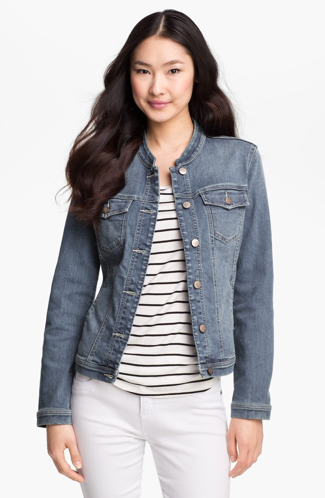 Main Image - NYDJ 'Penny' Denim Jacket