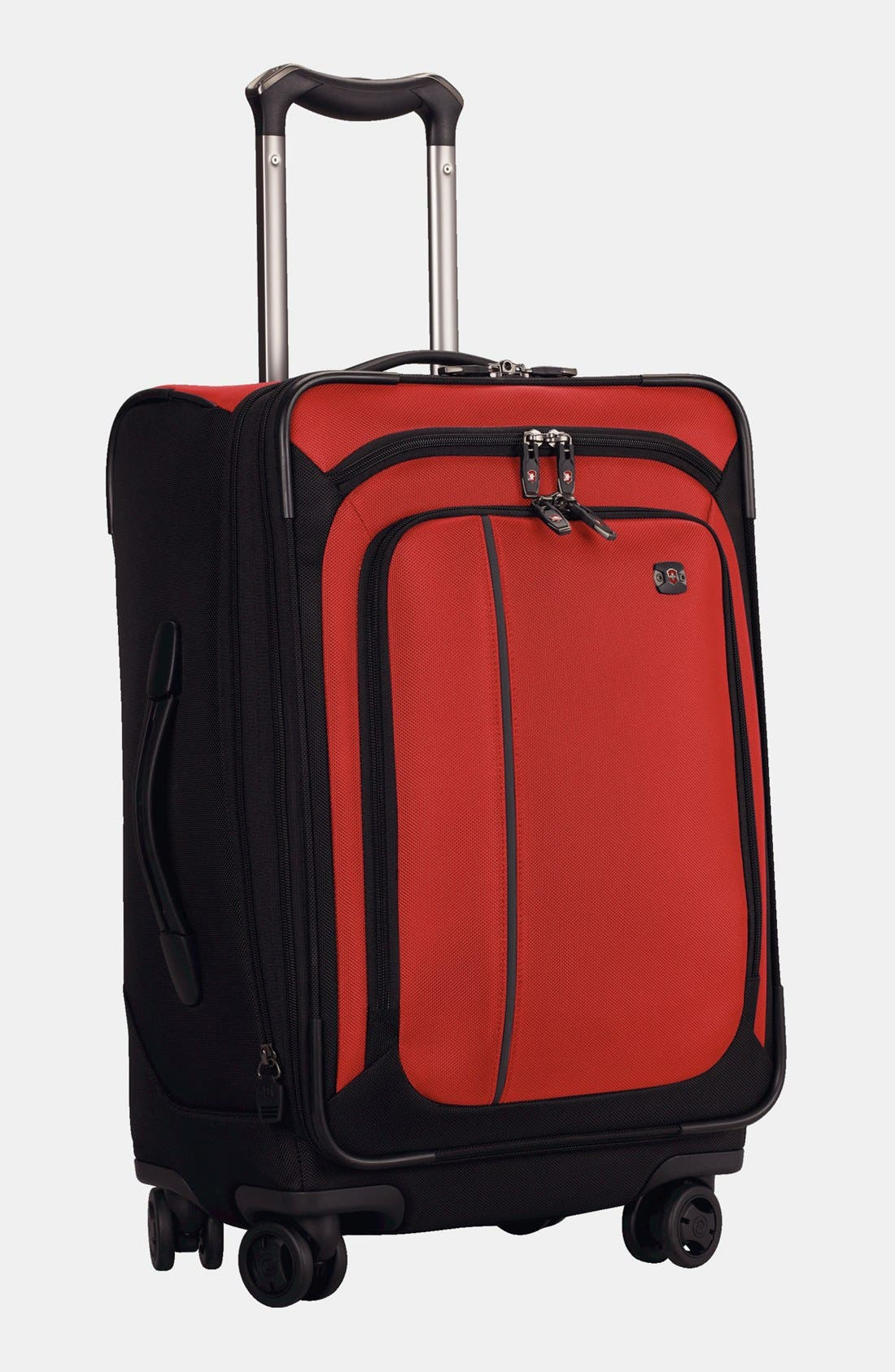 Alternate Image 1 Selected - Victorinox Swiss Army® 'Werks - Traveler' Rolling Suitcase (22 Inch)