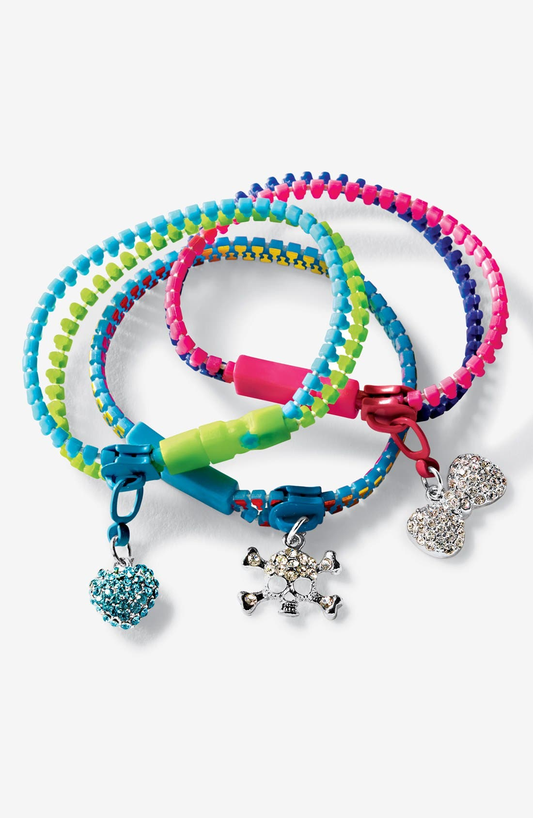 Main Image - Rolf Bleu Bracelets (Set of 3) (Girls)