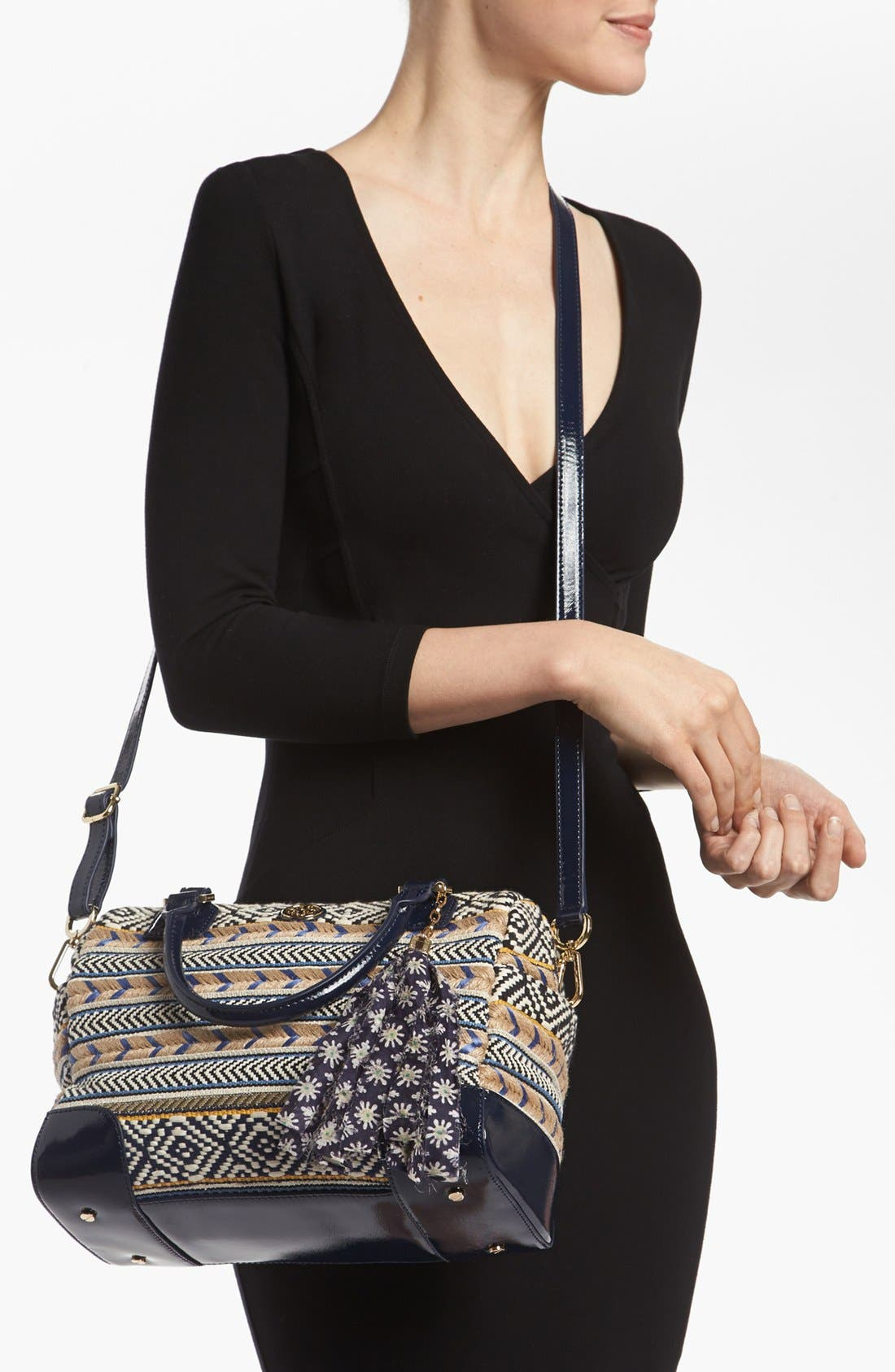 Alternate Image 2  - Tory Burch 'Robinson -  Middy' Satchel