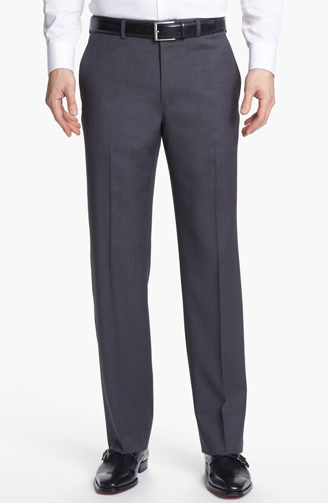 Alternate Image 1 Selected - John Varvatos 'Thompson' Trousers