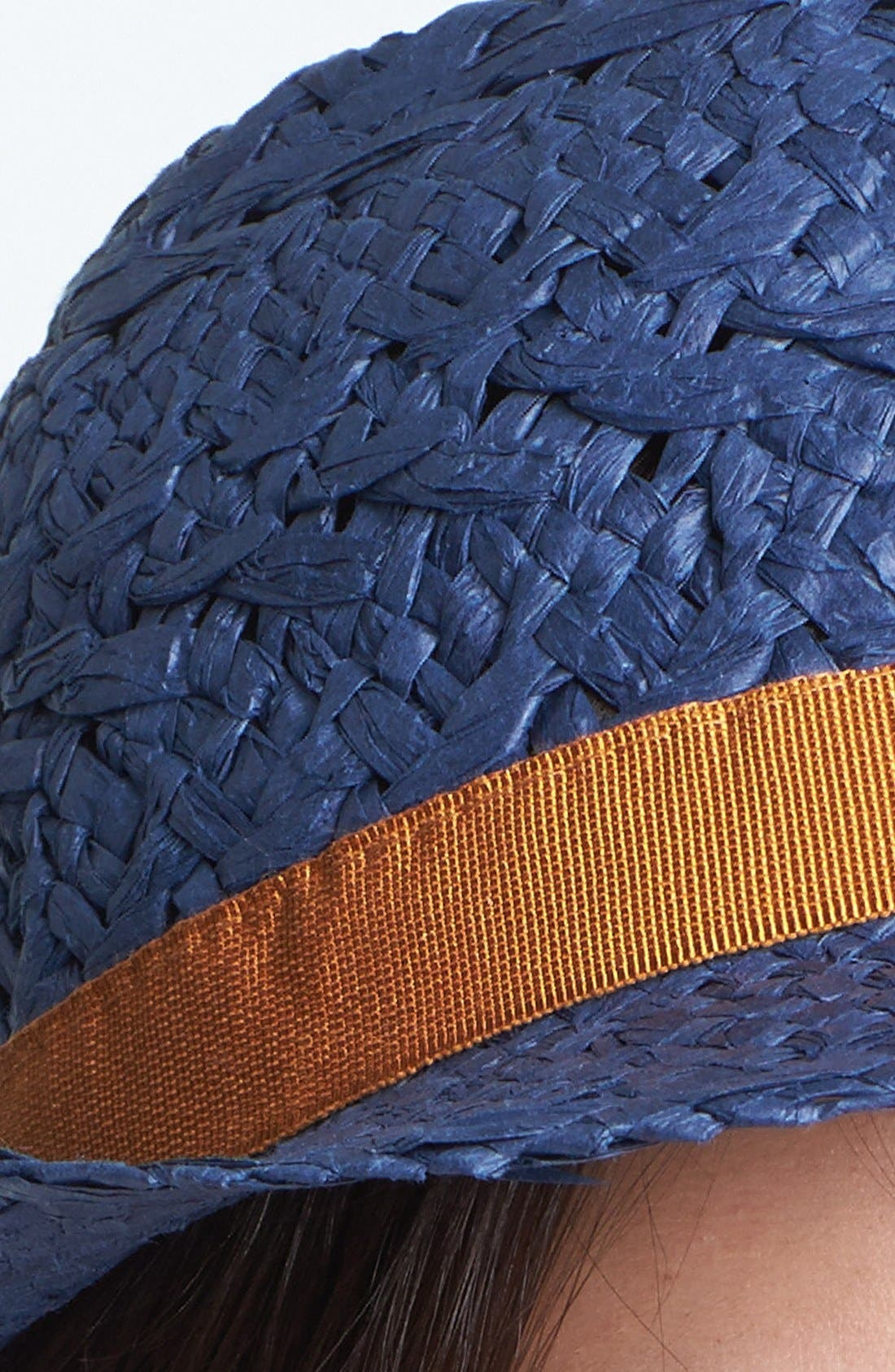Alternate Image 2  - Nordstrom Straw Fedora