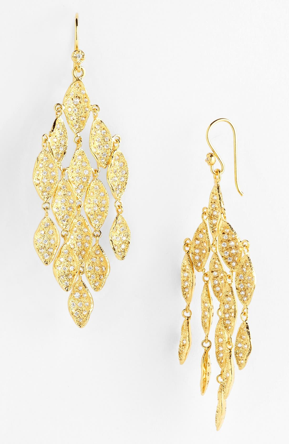 Alternate Image 1 Selected - Melinda Maria 'Gwyneth' Chandelier Earrings