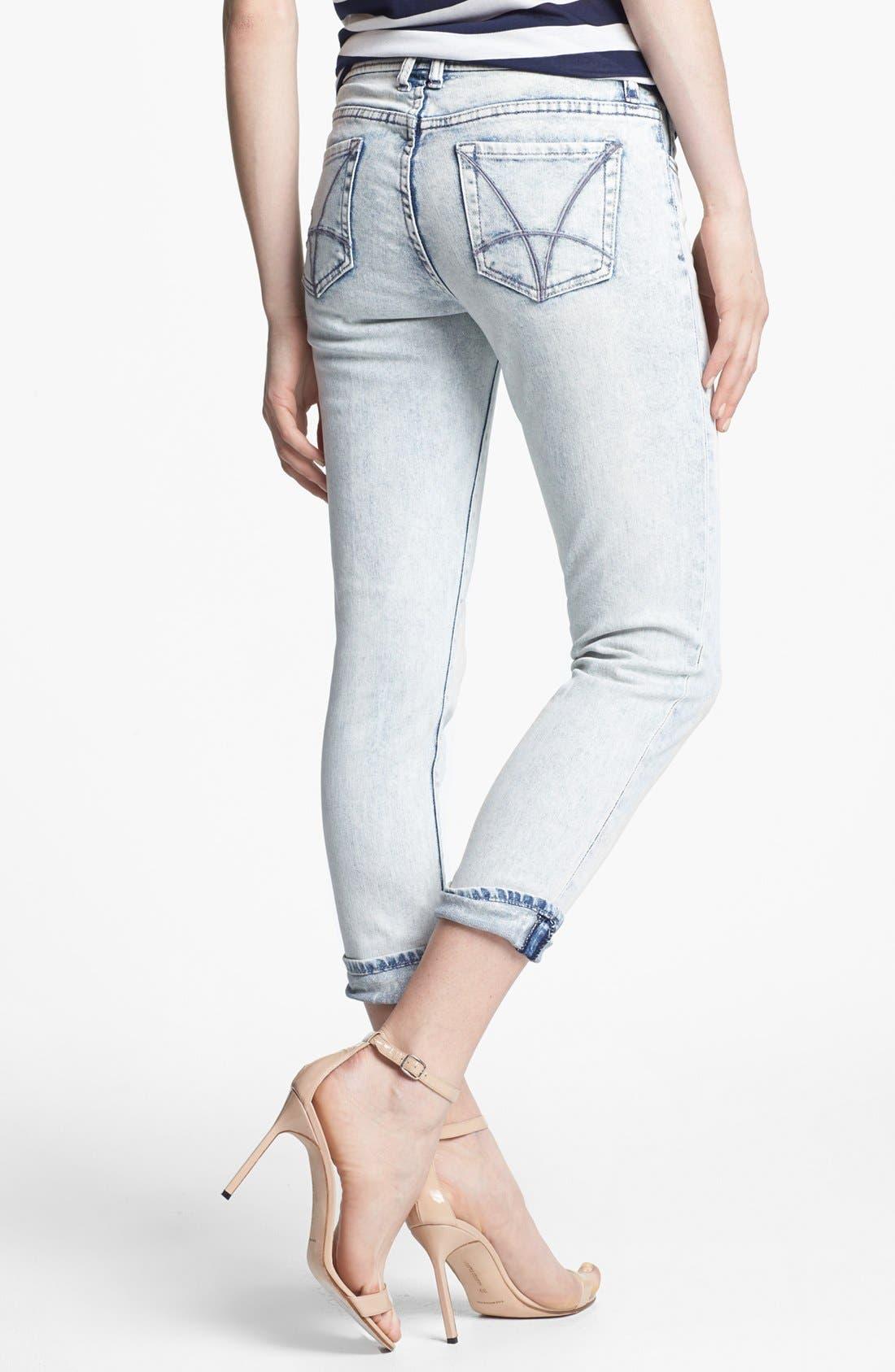 Alternate Image 2  - KUT from the Kloth 'Catherine' Slim Boyfriend Jeans (Seemly)