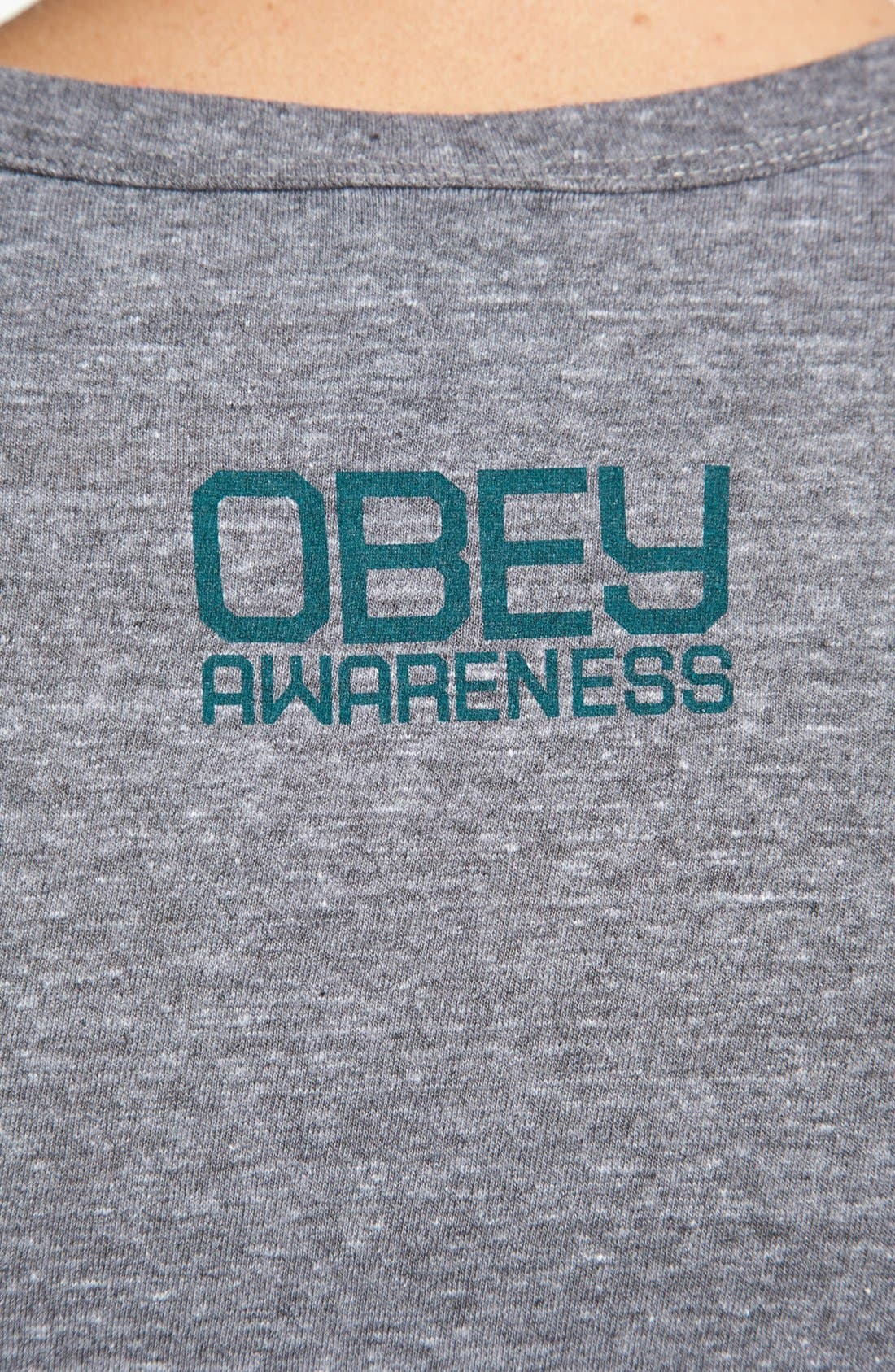 Alternate Image 3  - Obey 'Drop in the Bucket' T-Shirt