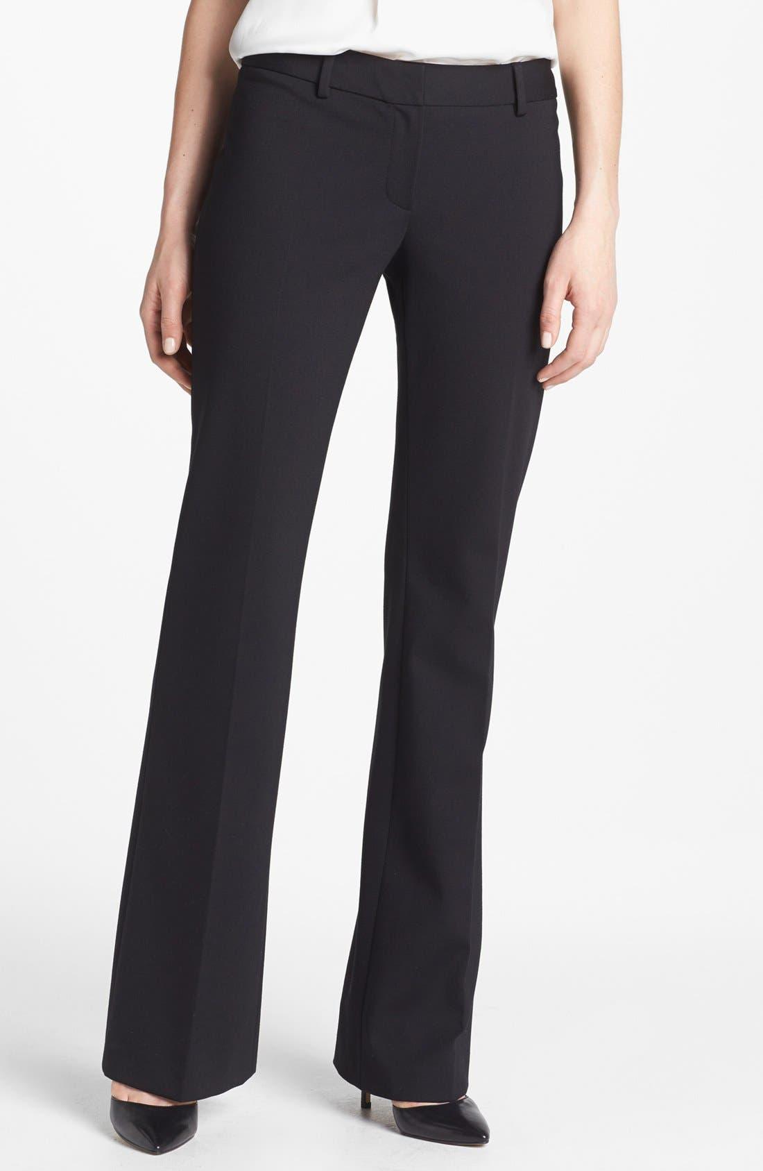 Alternate Image 1 Selected - Elie Tahari 'Verda' Trousers