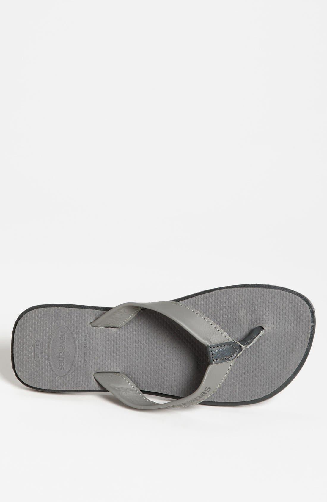 Alternate Image 3  - Havianas 'Urban Premium' Flip Flop (Men)