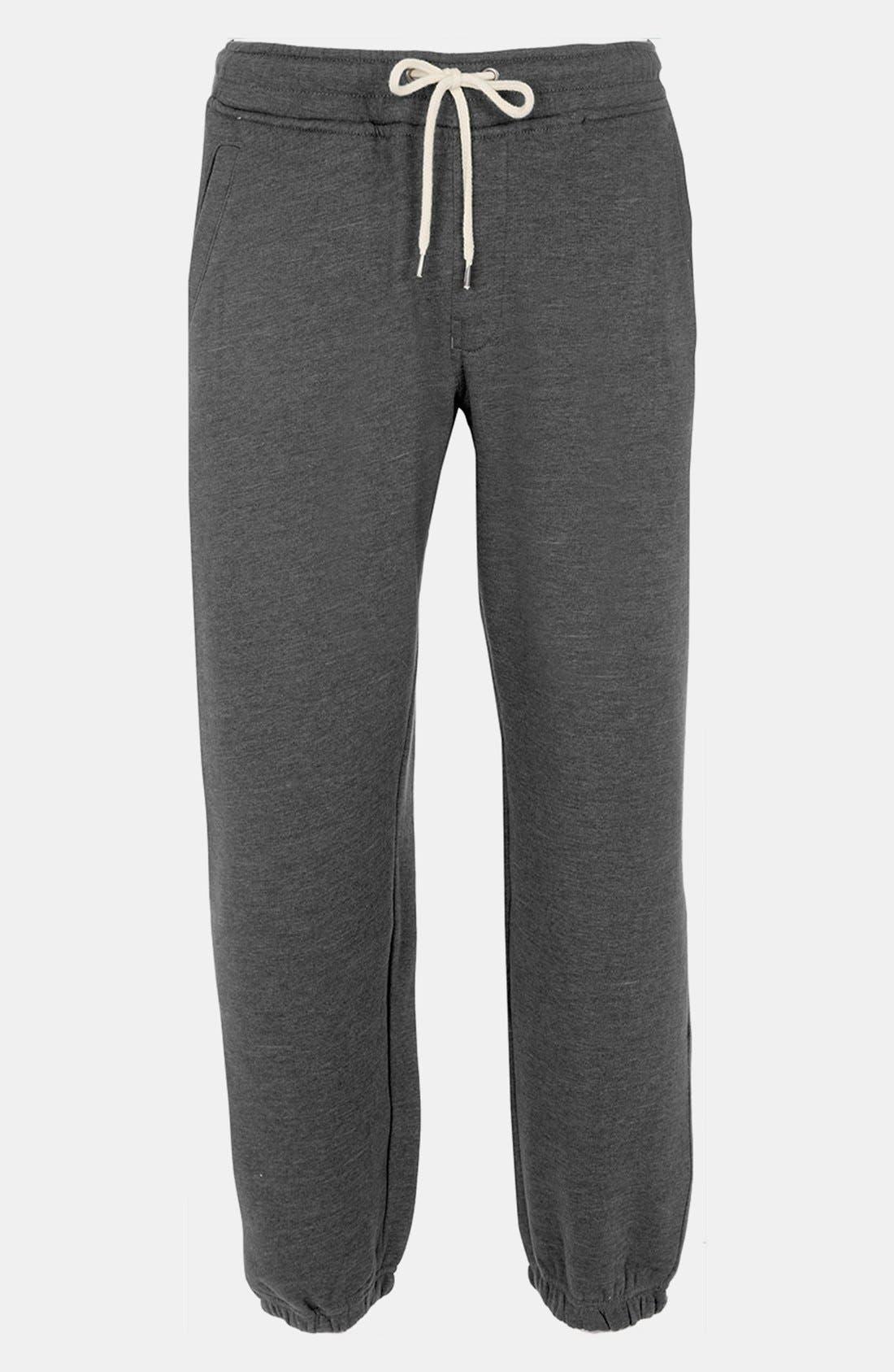 Alternate Image 1 Selected - Topman 'Macho' Athletic Pants