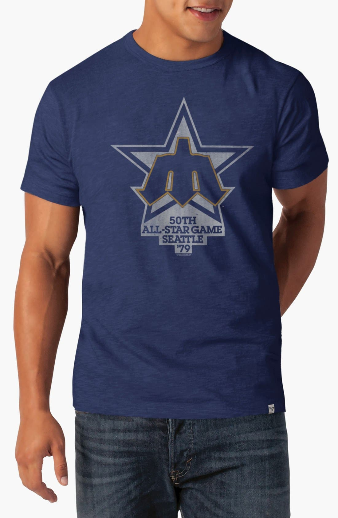 Main Image - 47 Brand 'Seattle Mariners All-Star Game' Graphic T-Shirt