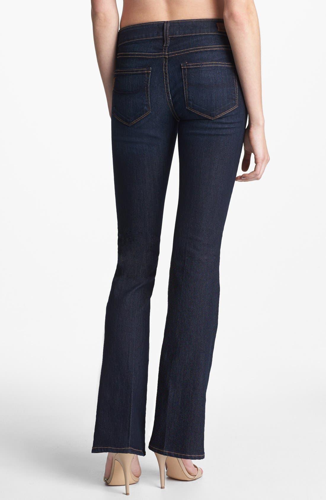 Alternate Image 2  - Paige Denim 'Skyline' Bootcut Stretch Jeans (Carson) (Petite)