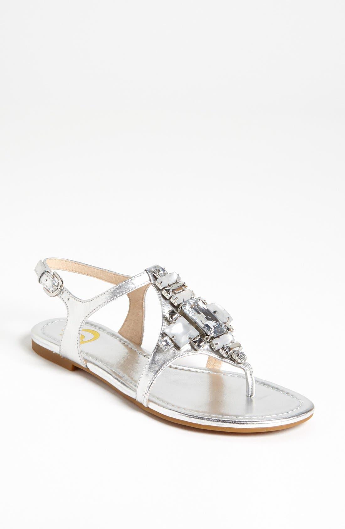 Alternate Image 1 Selected - Joan & David 'Kadison' Sandal (Special Purchase)