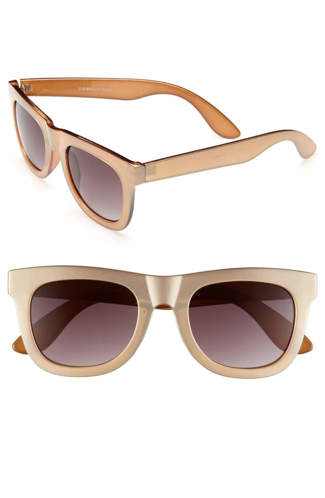 Alternate Image 1 Selected - A.J. Morgan 'Glitz' Sunglasses