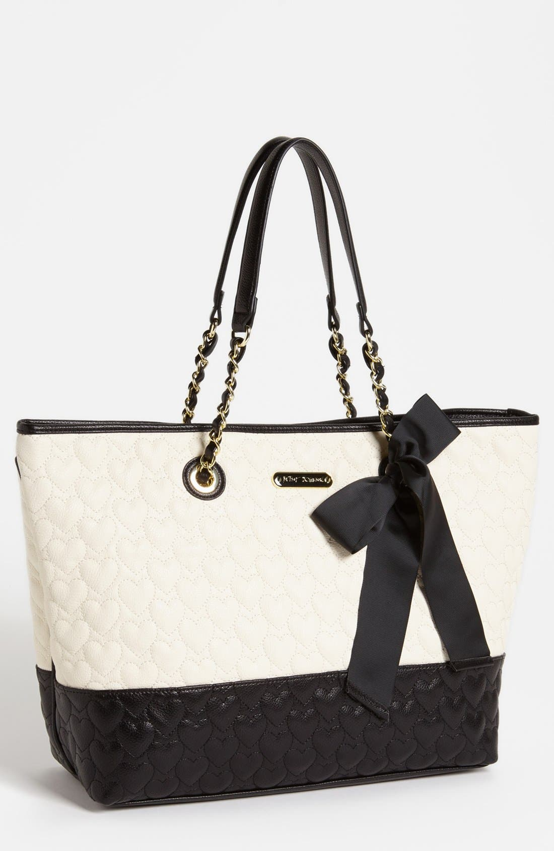 Alternate Image 1 Selected - Betsey Johnson 'One & Only' Tote