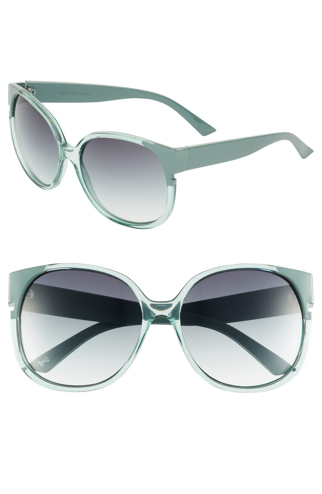 Alternate Image 1 Selected - Outlook Eyewear 'Corona del Mar' 59mm Sunglasses