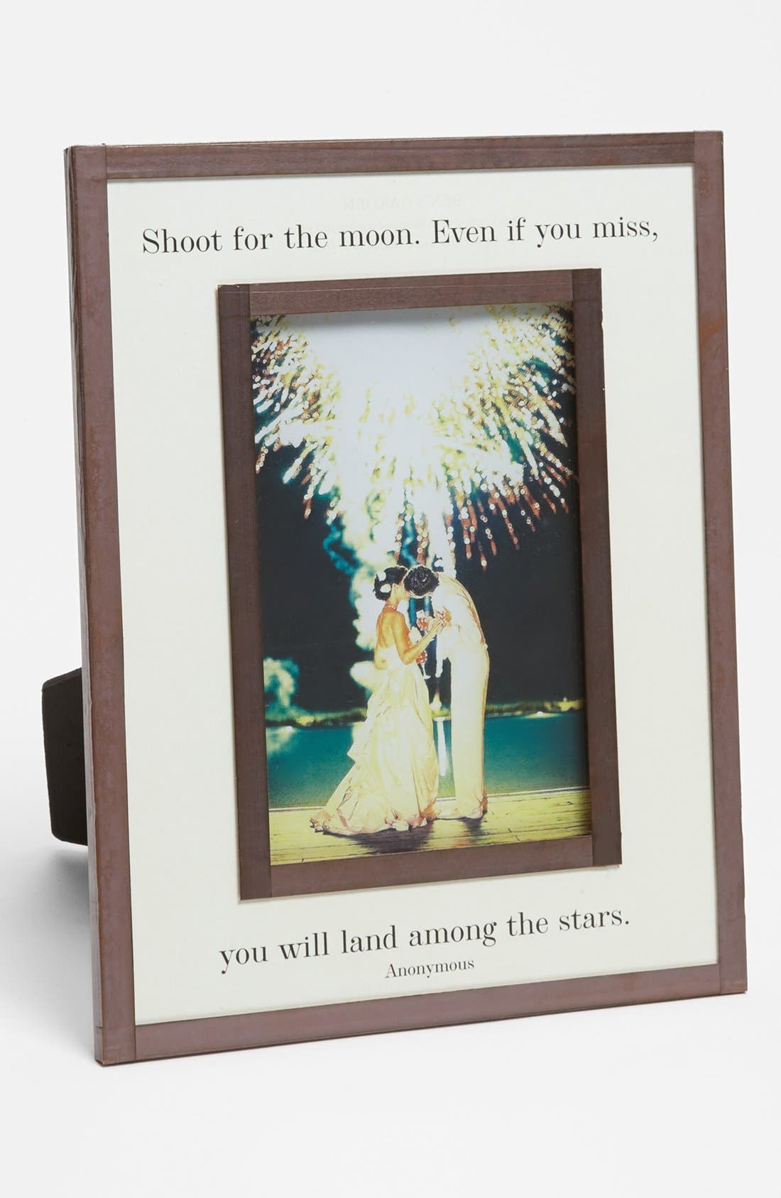 Alternate Image 1 Selected - Ben's Garden 'Shoot for the Moon' Picture Frame (4x6)