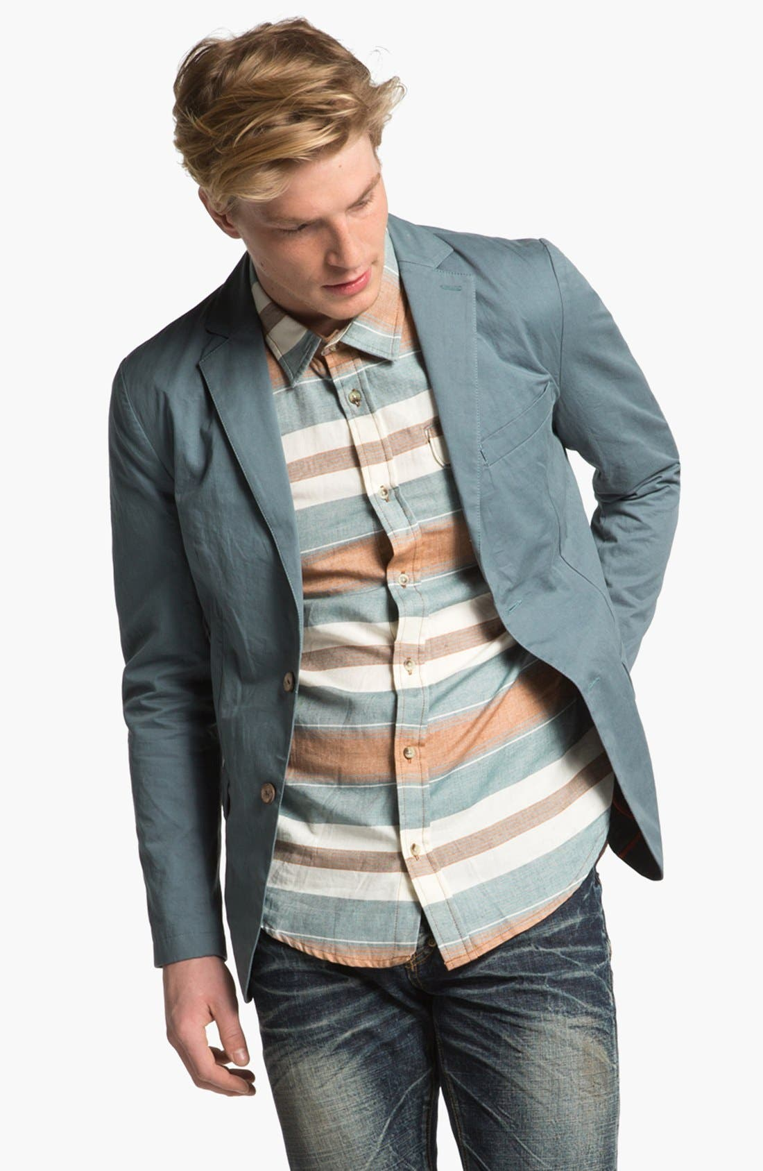 Alternate Image 1 Selected - ZANEROBE 'Blaze' Slim Fit Blazer