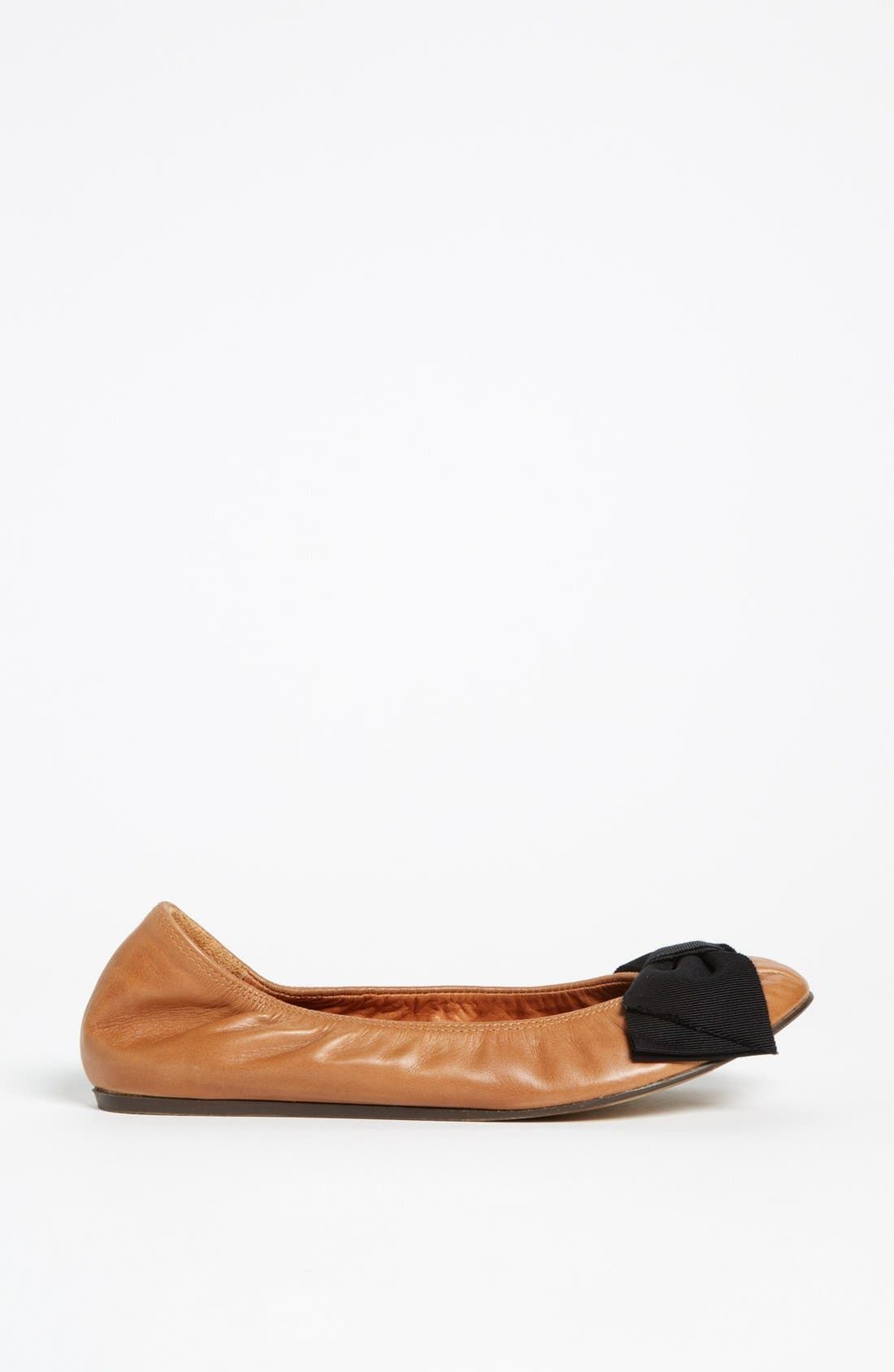 Alternate Image 4  - Lanvin Bow Detail Ballet Flat