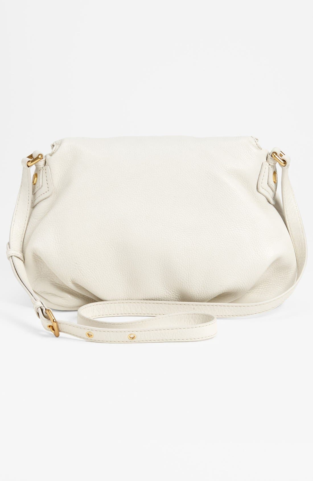 Alternate Image 4  - MARC BY MARC JACOBS 'Classic Q - Natasha' Crossbody Flap Bag, Medium
